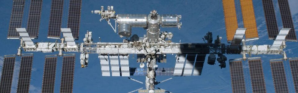Tim Peake and the International Space Station