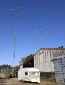 Caravan and Antennas